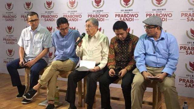 Sandi dan Kwik Kian Gie Gelar Talk Show Masalah Ekonomi Indonesia (35185)