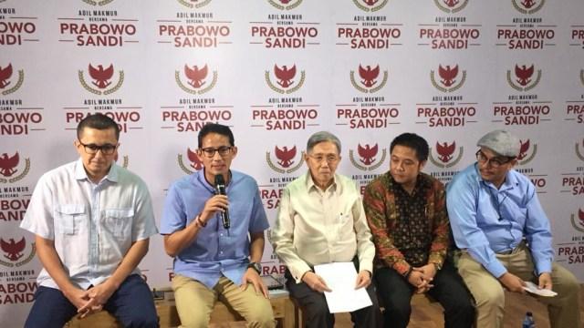 Sandi dan Kwik Kian Gie Gelar Talk Show Masalah Ekonomi Indonesia (35184)