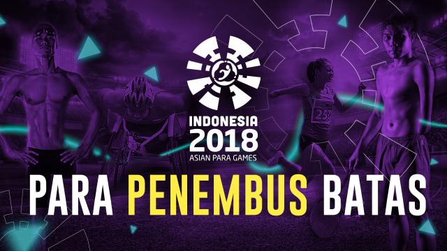 KONTEN SPESIAL, Cover, Asian Para Games 2018
