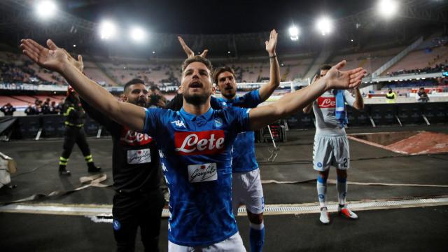Bersama Napoli, Ancelotti Belum Berhenti Membangun Harmoni (240942)