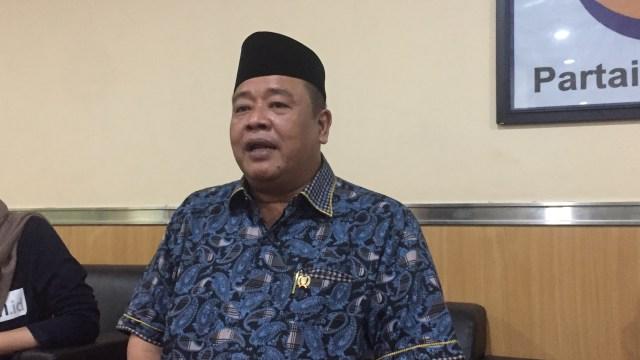 Bestari Barus di DPRD DKI Jakarta