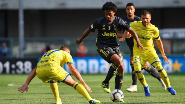 Sudah Optimalkah Performa Cristiano Ronaldo untuk Juventus? (352097)