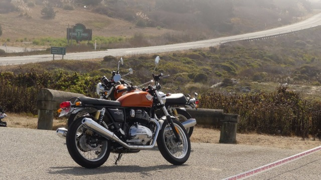 Royal Enfield 650 Twin Interceptor