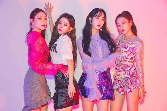 Seulgi RV, SinB G-Friend, Chungha dan Soyeon (G)I-DLE Rilis Teaser Baru (788707)