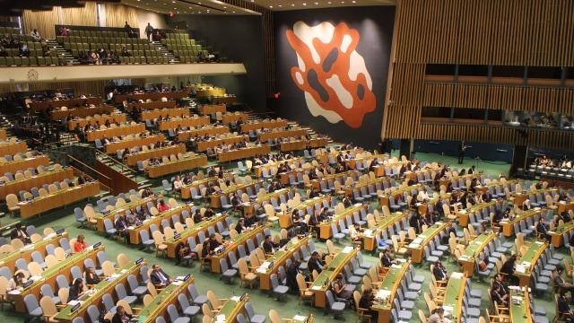 23 September 2020, Jokowi Akan Pidato Pertama di Sidang Umum PBB (10898)