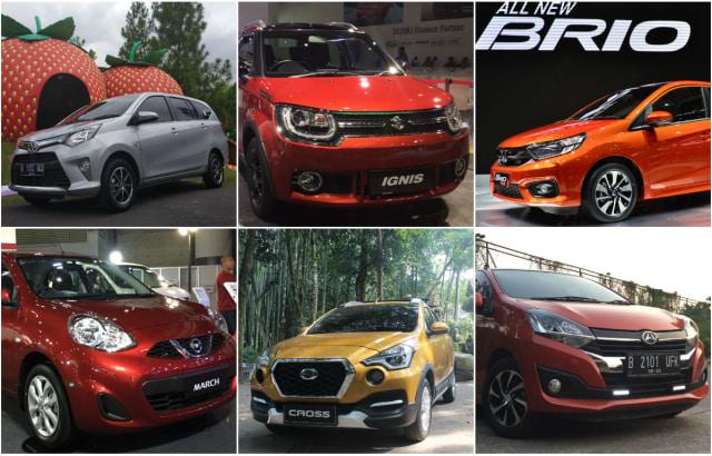 Pilihan Mobil Matik Dengan Harga Di Bawah Rp 200 Juta Kumparan Com