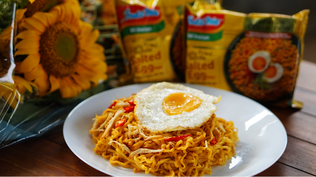 com-Indomie Salted Egg