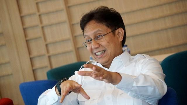 Direktur Utama PT Indonesia Asahan Aluminium (Inalum), Budi Gunadi Sadikin