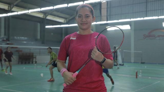 Leani Ratri: Sisa Semangat di Kaki Tuntun Jadi Juara Dunia Badminton (71791)
