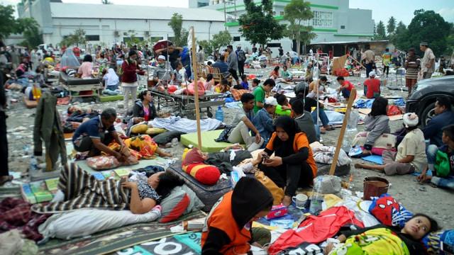 Gempa dan tsunami di Palu