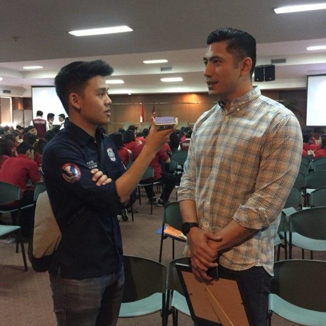 Meriahnya Penerimaan Mahasiswa Baru FH UPH (482901)