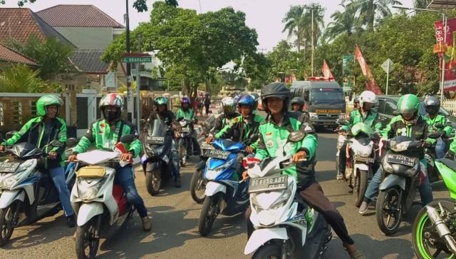 Grab dan Go-Jek Tingkatkan Ekonomi Digital Asia Tenggara (71385)