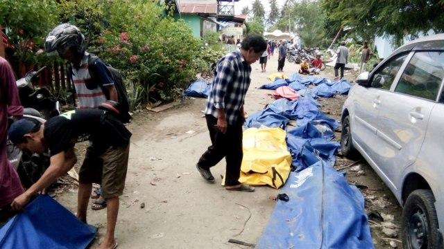 Siap Kirimkan Bantuan Gempa Palu, Malaysia Terjunkan Tim ke Sulawesi (37196)