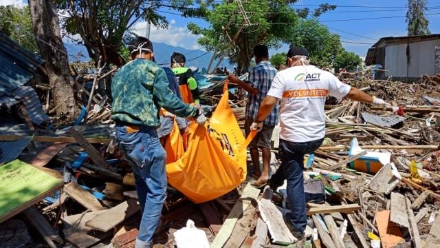 Siap Kirimkan Bantuan Gempa Palu, Malaysia Terjunkan Tim ke Sulawesi (37197)