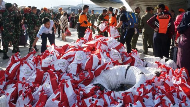 Bulog Kirim Bantuan Logistik ke Palu dan Donggala: Daging hingga Beras (631510)