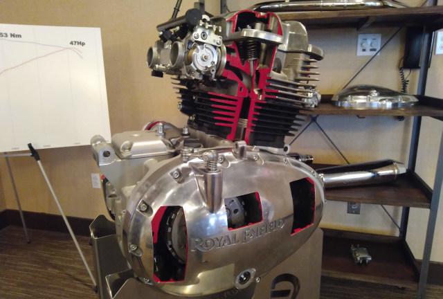 Interceptor dan Continental GT 650: Pertarungan Baru Royal Enfield (679292)