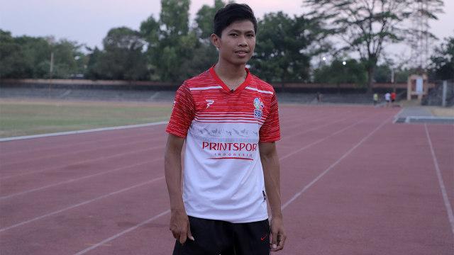 Disabilitas Tak Halangi Sapto Yogo Berprestasi di Arena Atletik Dunia (23507)