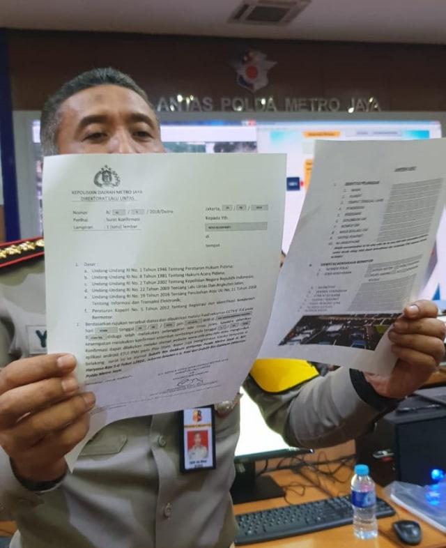 Qa Seputar Tilang Elektronik Di Jakarta Kumparancom