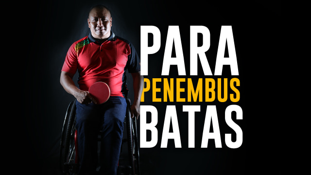 cover, konten spesial, viral, Asian Para Games, atlet tenis meja
