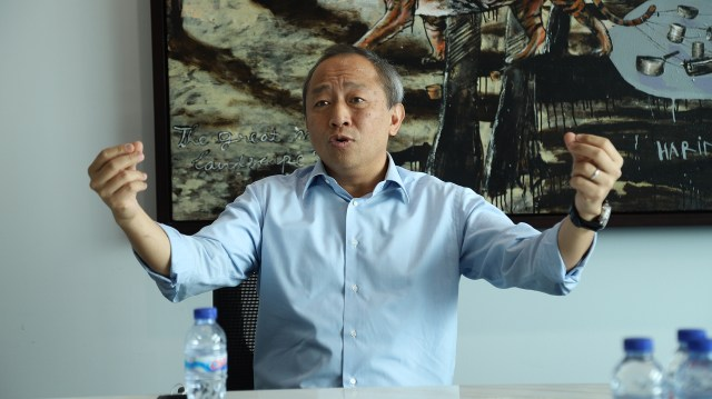 Glenn Sugita, Direktur Persib