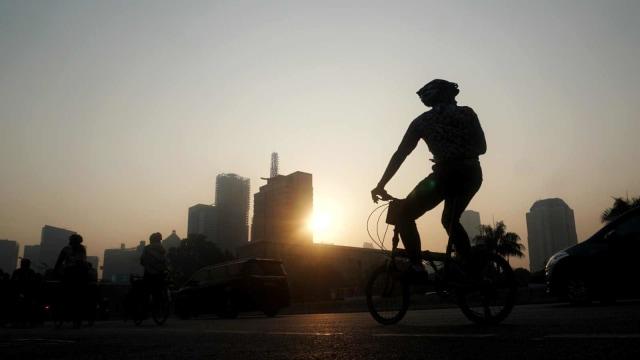 Pesepeda Kini Jadi Incaran Begal, Ini Tips Aman Bersepeda (34434)