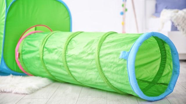 Mainan Terowongan untuk Bayi dan Anak