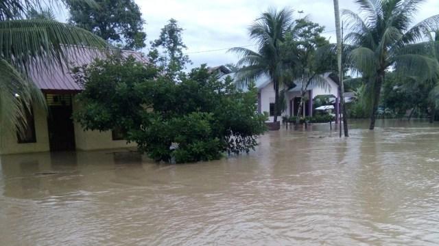 Tanah Longsor dan Banjir Landa 5 Kabupaten di Aceh (738233)