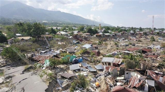 Perumnas Balaroa, Gempa, Tsunami, Palu, Sulawesi
