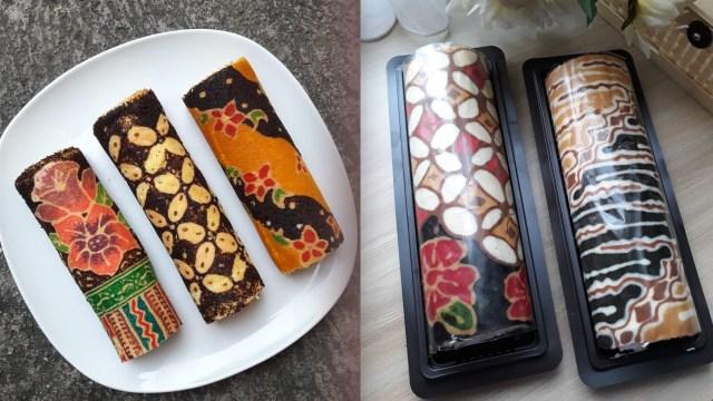 Tips Membuat Bolu Gulung Batik Agar Terlihat Lebih Menarik