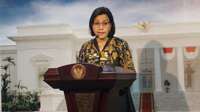Menteri Keuangan, Sri Mulyani Indrawati