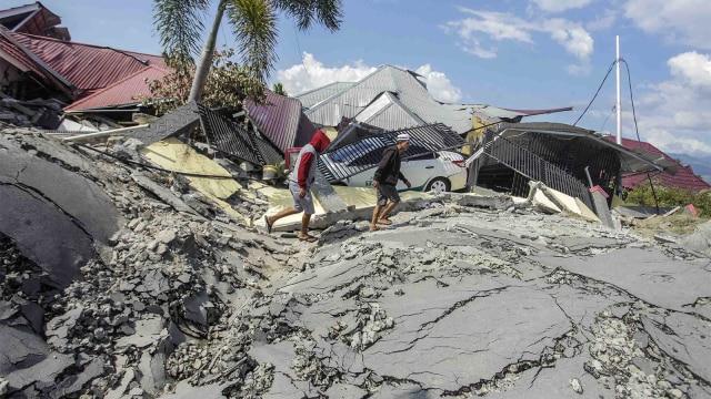 gempa bumi, tsunami