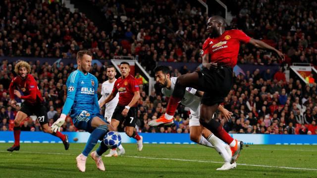 Manchester United vs Valencia
