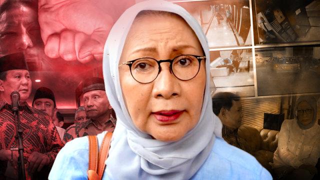 PKS Heran Ratna Sarumpaet Sempat Jadi Tim Prabowo: Dulu Pendukung Ahok (230369)