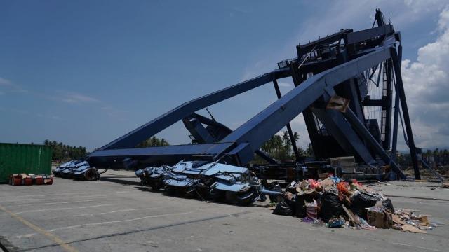 tsunami, gempa bumi, palu, bencana alam