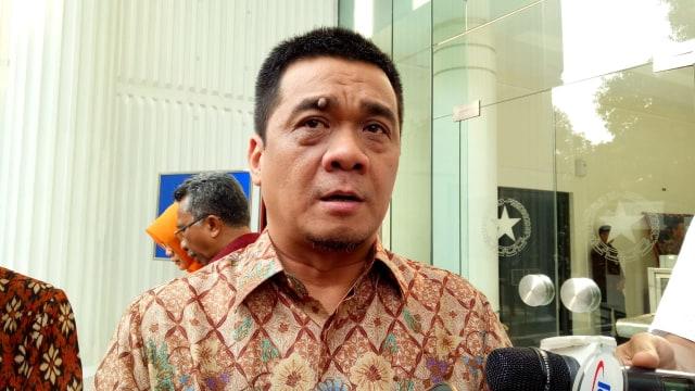Ahmad Riza Patria, Kantor Wapres