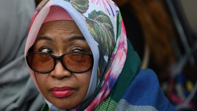 Sidang tuntutan Fatmawati Faqih