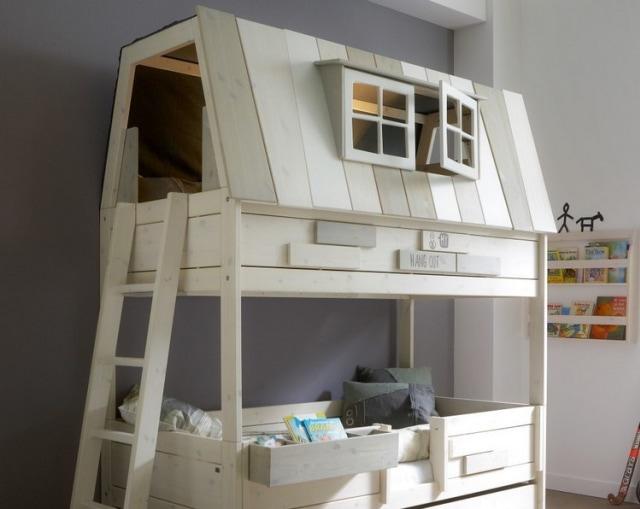Gemas Banget! 6 Desain Tempat Tidur Anak Tingkat Ini Bikin Betah di Kamar! (994505)