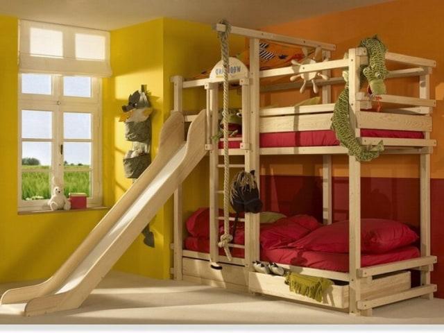 Gemas Banget! 6 Desain Tempat Tidur Anak Tingkat Ini Bikin Betah di Kamar! (994508)