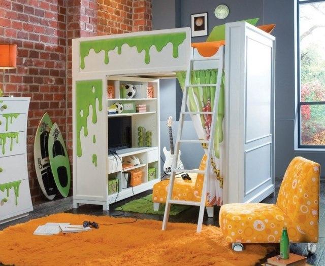 Gemas Banget! 6 Desain Tempat Tidur Anak Tingkat Ini Bikin Betah di Kamar! (994510)