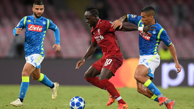 Lawan Napoli, Liverpool Tak Akan Berlaga Sebagai Tim Kerdil (3932)