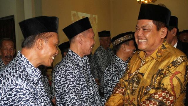 Profil Wali Kota Pasuruan Setiyono Yang Ditangkap Kpk