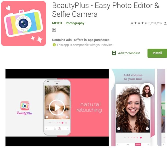 5 Aplikasi Foto yang Bikin Wajah Jadi Cantik, Tanpa Operasi Plastik