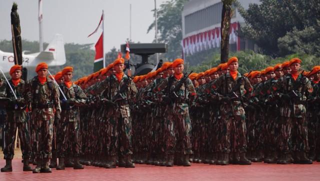 Mabes TNI: LGBT Dilarang, Melanggar Disiplin Militer (1617)
