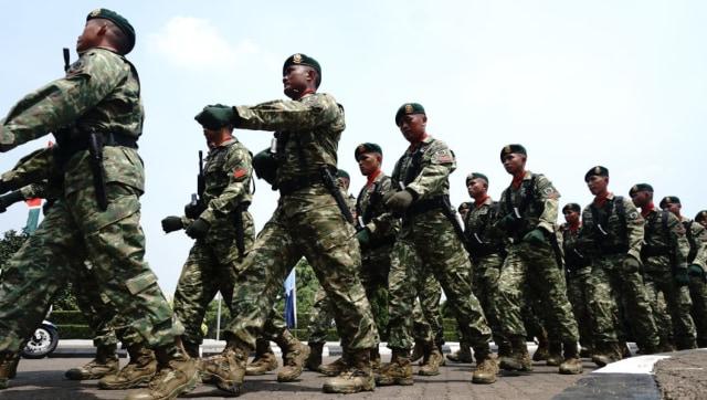 Kritik BEM SI untuk Pendidikan Militer Mahasiswa ala Kemhan (128785)