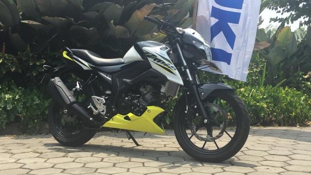 Catatan Test Ride Suzuki GSX150 Bandit (245747)