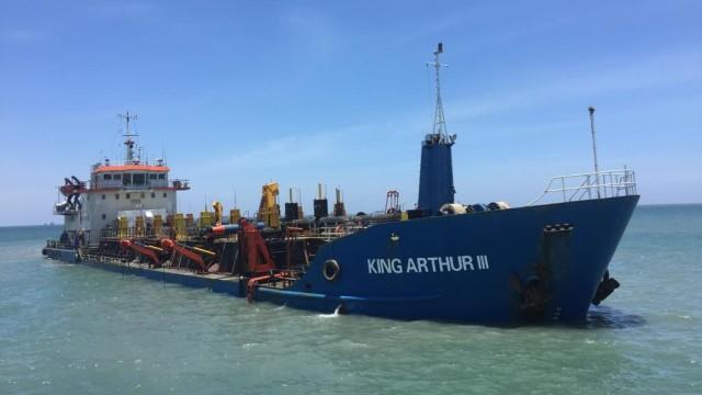 Proyek Pelabuhan Makassar, New Port.