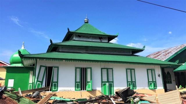 Mengapa Masjid dan Gereja di Palu Tetap Kokoh Meski Diterjang Tsunami? (96943)