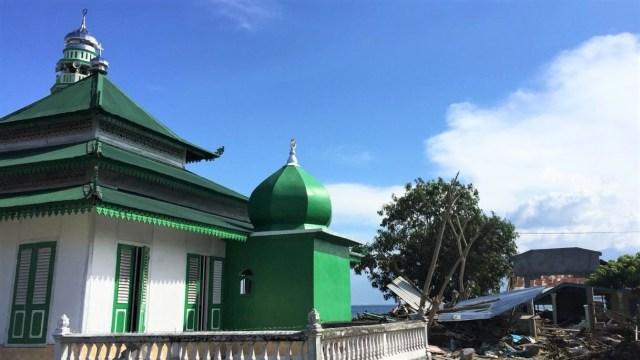 Mengapa Masjid dan Gereja di Palu Tetap Kokoh Meski Diterjang Tsunami? (96944)