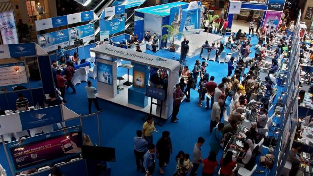 Garuda Indonesia Travel Fair 2018