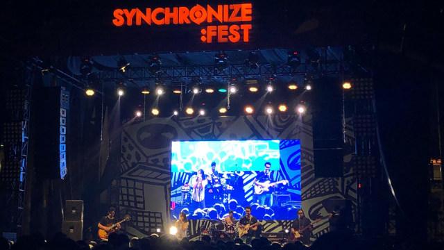 Reality Club di Synchronize Fest 2018